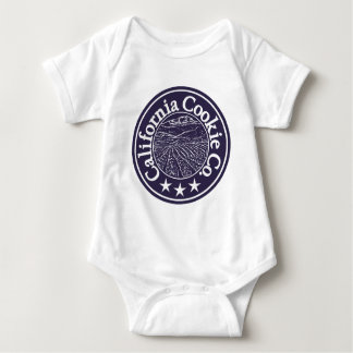 CCC BLUE Logo STARS SIMPLIFIED Baby Bodysuit