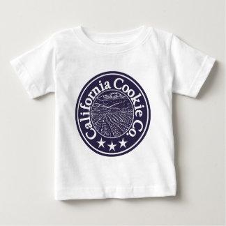 CCC BLUE Logo STARS SIMPLIFIED Baby T-Shirt