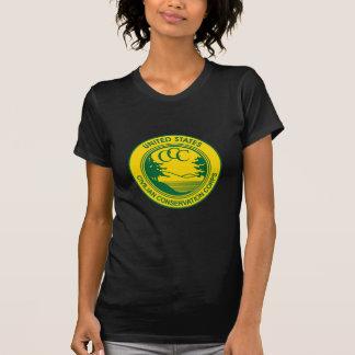 CCC Civilian Conservation Corps Commemorative Shirt