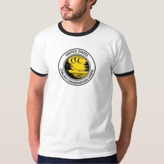 CCC Civilian Conservation Corps Tribute T-Shirt