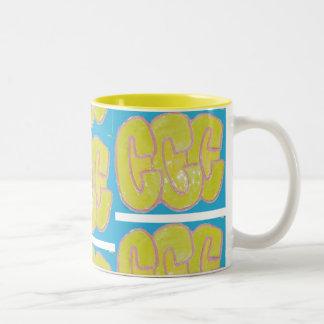 ccc Two-Tone coffee mug