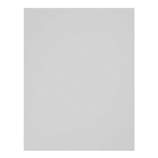 CCCCCC Grey Letterhead