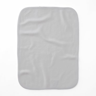 Professional Business #CCCCCC Hex Code Web Color Gray Grey Baby Burp Cloth