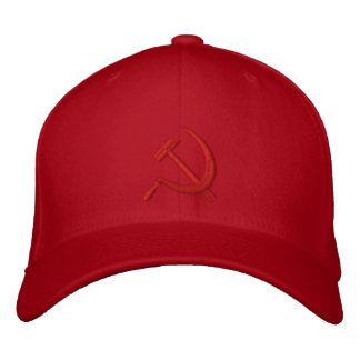 CCCP Серп и Молот Sickle & Hammer ロシア Embroidered Embroidered Baseball Cap