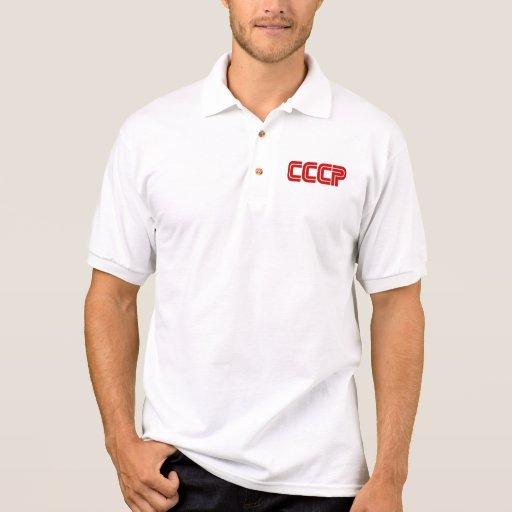 CCCP CAMISETAS POLOS