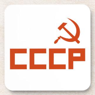 CCCP DRINK COASTER