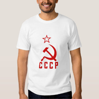 CCCP (estilo D) Camisas