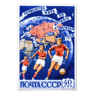 CCCP Football Photo Print