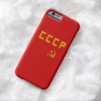 CCCP FUNDA DE iPhone 6 BARELY THERE