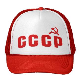 CCCP GORROS BORDADOS