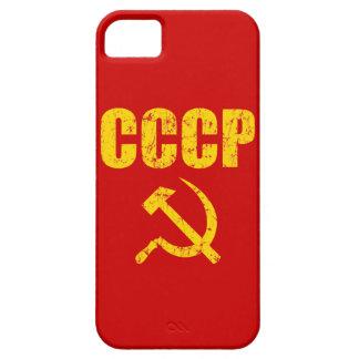 CCCP Hammer Sickle iPhone SE/5/5s Case