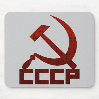 CCCP Hammer & Sickle Mouse Pad