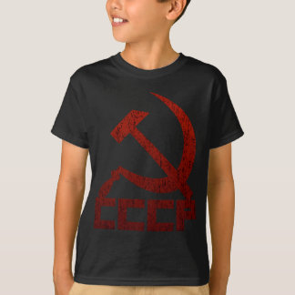 CCCP Hammer & Sickle T-Shirt