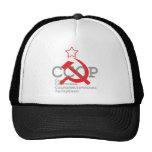 CCCP_red Gorras