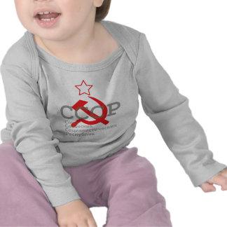 CCCP_red Tees