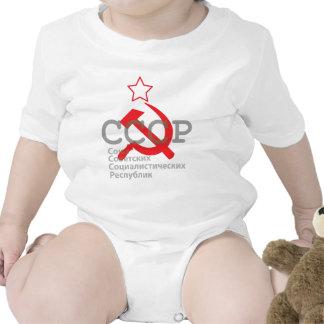 CCCP_red Bodysuit