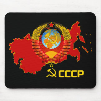 CCCP - Soviet Union Mousepad. Mouse Pad