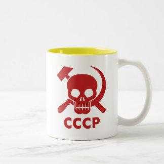 CCCP TAZA DOS TONOS