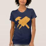 cccp URSS del popsicle del martillo y del popsickl Camiseta
