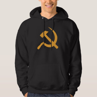 cccp ussr hammer and sickle hoodie