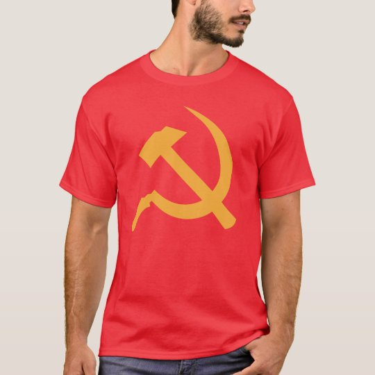 cccp ussr hammer and sickle T-Shirt