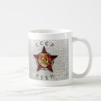 CCCP USSR HISTORY MUG