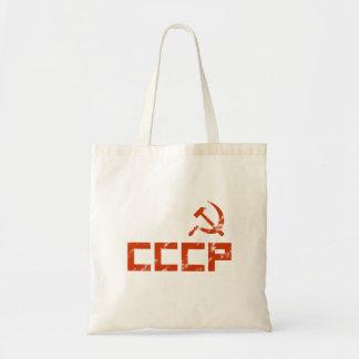 CCCP Vintage Budget Tote Bag