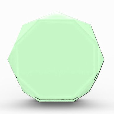 Professional Business #CCFFCC Hex Code Web Color Light Mint Green Award