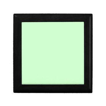 Professional Business #CCFFCC Hex Code Web Color Light Mint Green Gift Box