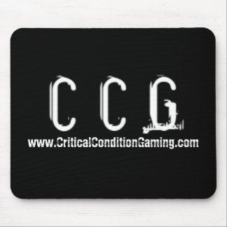 CCG mousepad