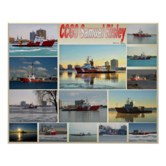 CCGC Samuel Risley Posters