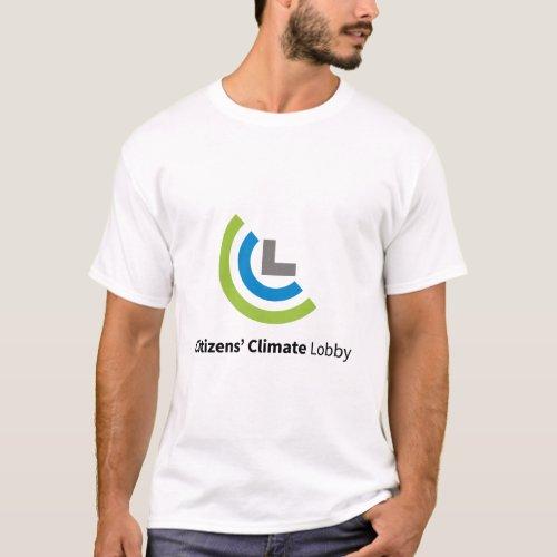 CCL Logo White T_Shirt