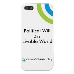 """CCL """"Political Will"""" iPhone 5/5S Case"""