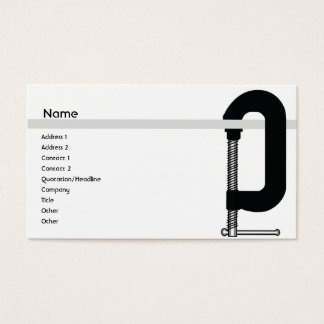 CClamp - Business Business Card
