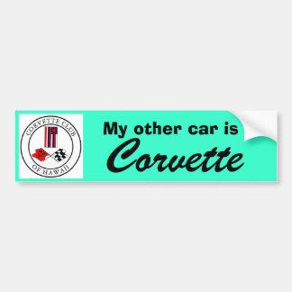 CCOH Bumper Sticker