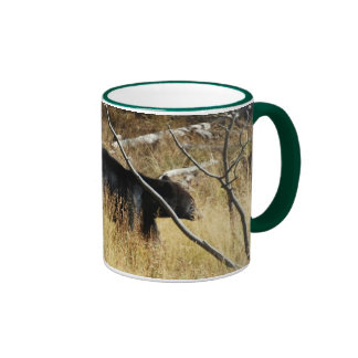 CCP - No 407,MG  - Black Bear Montana's Wonderland Ringer Mug