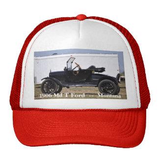 CCP-No 416,MP,MontanaTruckers Summer Hat No # 7