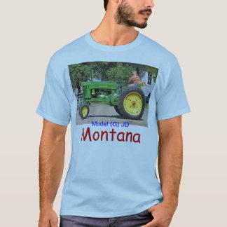 CCP - No 72 # Basic T-Shirt JD Tractor