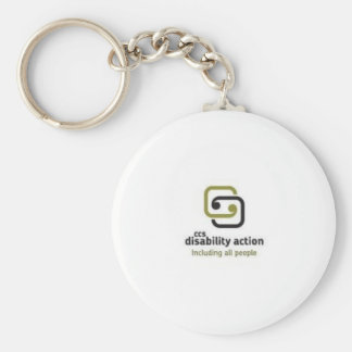 CCS Disability Action Keychain