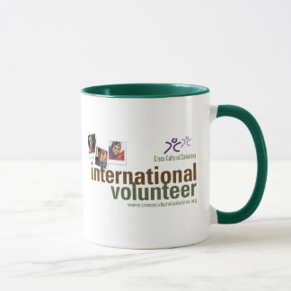 CCS International Volunteer Mug