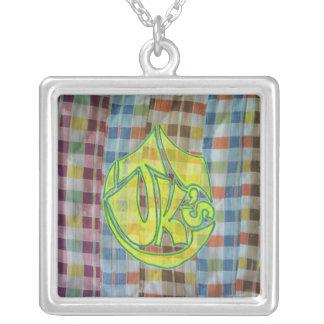 ccs, Jesus Kid's series Square Pendant Necklace