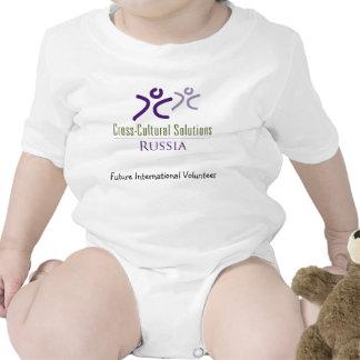 CCS Russia Baby Apparel Tshirt
