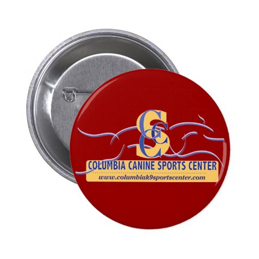 CCSC Logo apparel and gifts Pinback Button