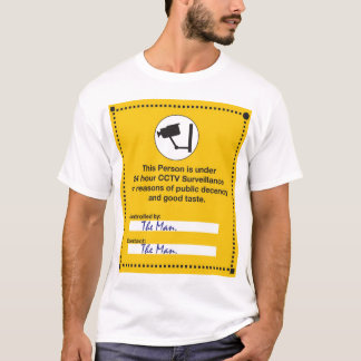 CCTV2 T-Shirt