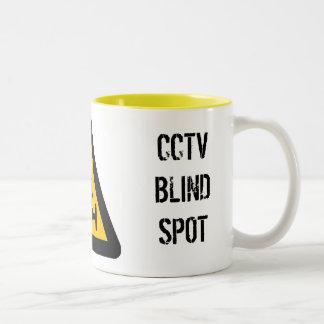 CCTV Blind Spot Mug