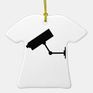 CCTV Symbol Ceramic T-Shirt Decoration