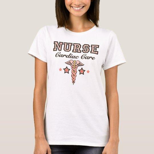 CCU Cardiac Care Nurse Spaghetti Tank Caduceus