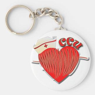 Cardiac Nurse Keychains | Zazzle