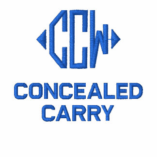 CCW Embroidered Polo For Concealed Carry