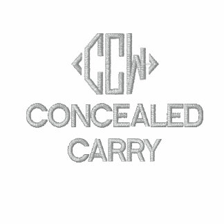 CCW Gun Rights Embroidered Polo